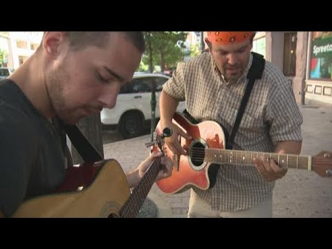 How Austin's Homeless Ordinances Help Street Musicians | KVUE