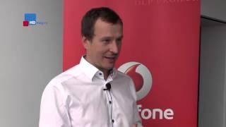 Vanoční nabídka Vodafone