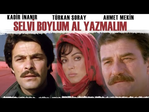 Selvi Boylum Al Yazmalım (1977) - Türkan Şoray & Kadir İnanır & Ahmet Mekin (HD)