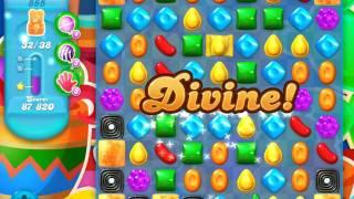 Candy Crush Soda Saga Level 855 (4th version)