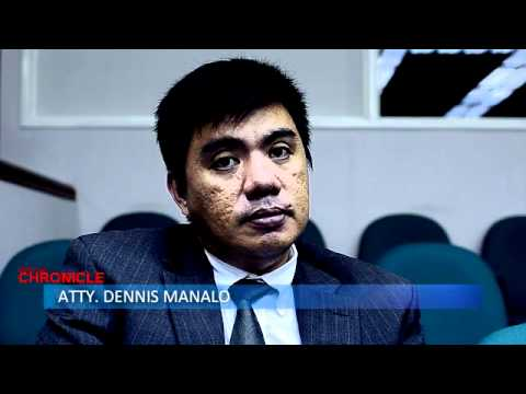 THE DEFENSE CHRONICLES - Leslie Bocobo with Atty. Dennis Manalo