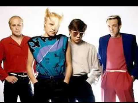 TMRS: Mike Score (A Flock Of Seagulls) Interview on WFDU (part 2 of 2)