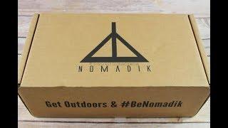 The Nomadik November 2017 Unboxing + $5 Coupon #thenomadik