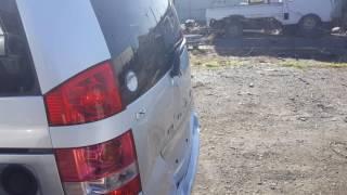 Видео-тест автомобиля Toyota Noah (Azr65-0079789, серебро, 1AZ-FSE, 2004 г.)