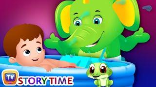 Jingo in the Bath Tub - ChuChu TV Storytime Good Habits Bedtime Stories for Kids
