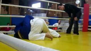 ポゴナ団体戦 vsホージャマシャド 加藤 2009.12.26