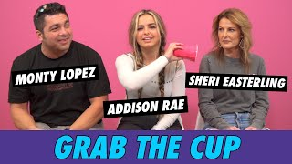 Addison Rae, Sheri Easterling & Monty Lopez - Grab The Cup