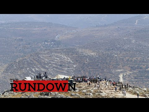 The Battle Between Israeli Settlements and Palestinian Towns