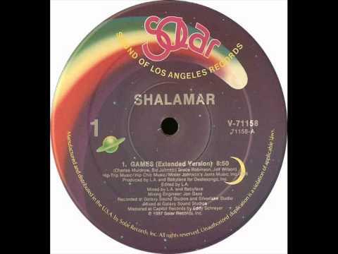 Shalamar - Games (Solar 1987) (HQ AUDIO)