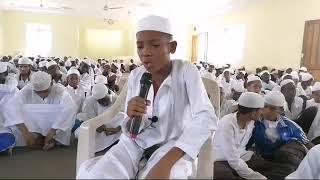 Gambar cover Sheikh Kishki Awapongeza Vijana wa Al-hikma Boys Leo  kwa kuhitimu Qur'aan Nzima