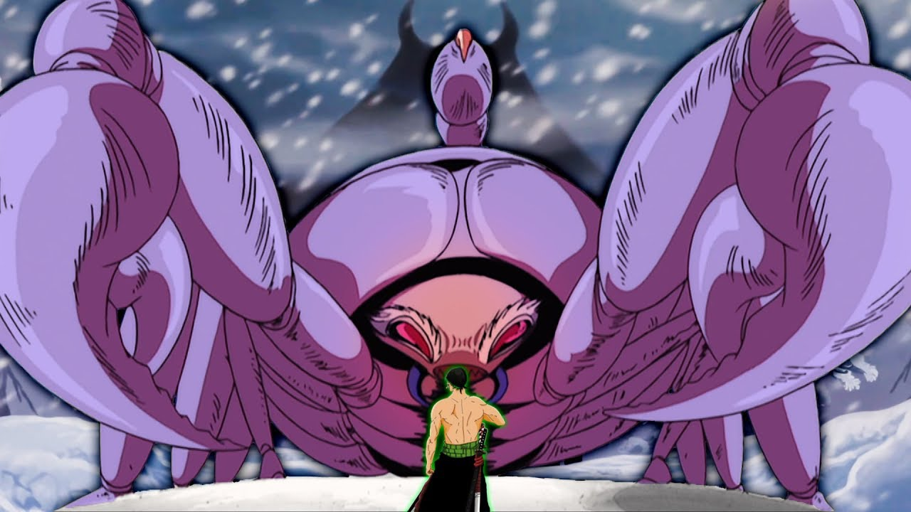 Queen Calamity And Her Powers Revealed One Piece Chapter 912