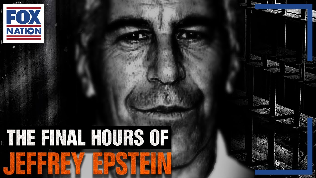 'The Final Hours of Jeffrey Epstein' Official Trailer