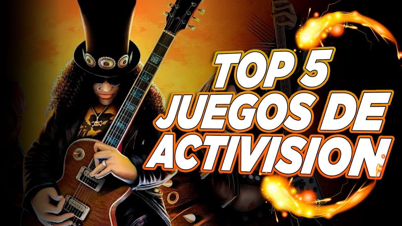 Las Mejores 5 Franquicias de Activision I Fedelobo