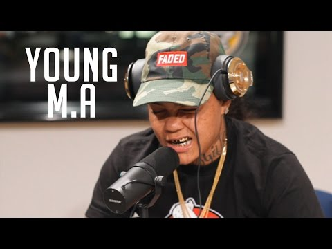 Young M.A Freestyles on Flex | Freestyle...