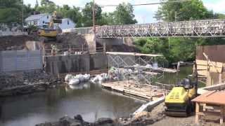 Easthampton Manhan Bridge Update July 2013 Greater Easthampton Chamber