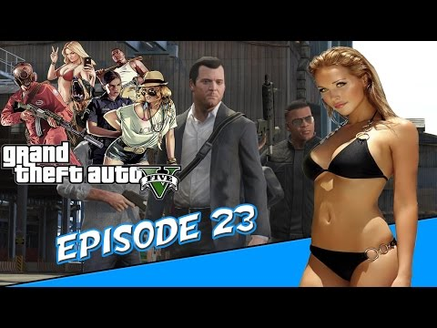 GTA 5 PC - Episode 23 Convoi Exceptionnel Et Viande Fraîche
