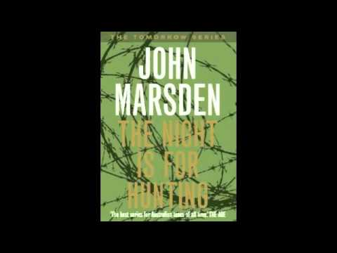 17249557 John Marsden  The Night Is For Hunting book
