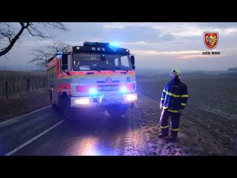 8.12.2016 Dopravní nehoda - uvolnění komunikace, odtažení -…
