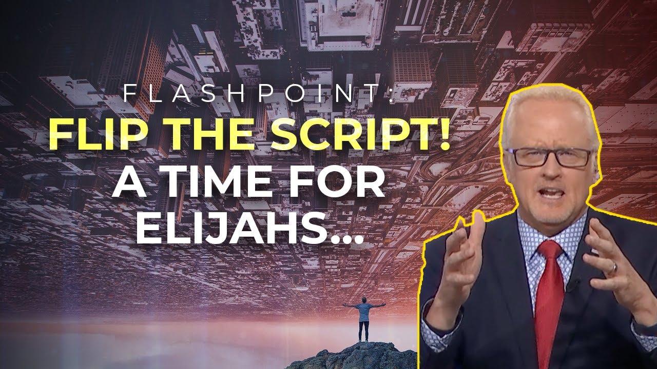 FlashPoint: Flip the Script! A Time for Elijahs   Sammy Rodriguez, Tony Suarez, Mario Murillo