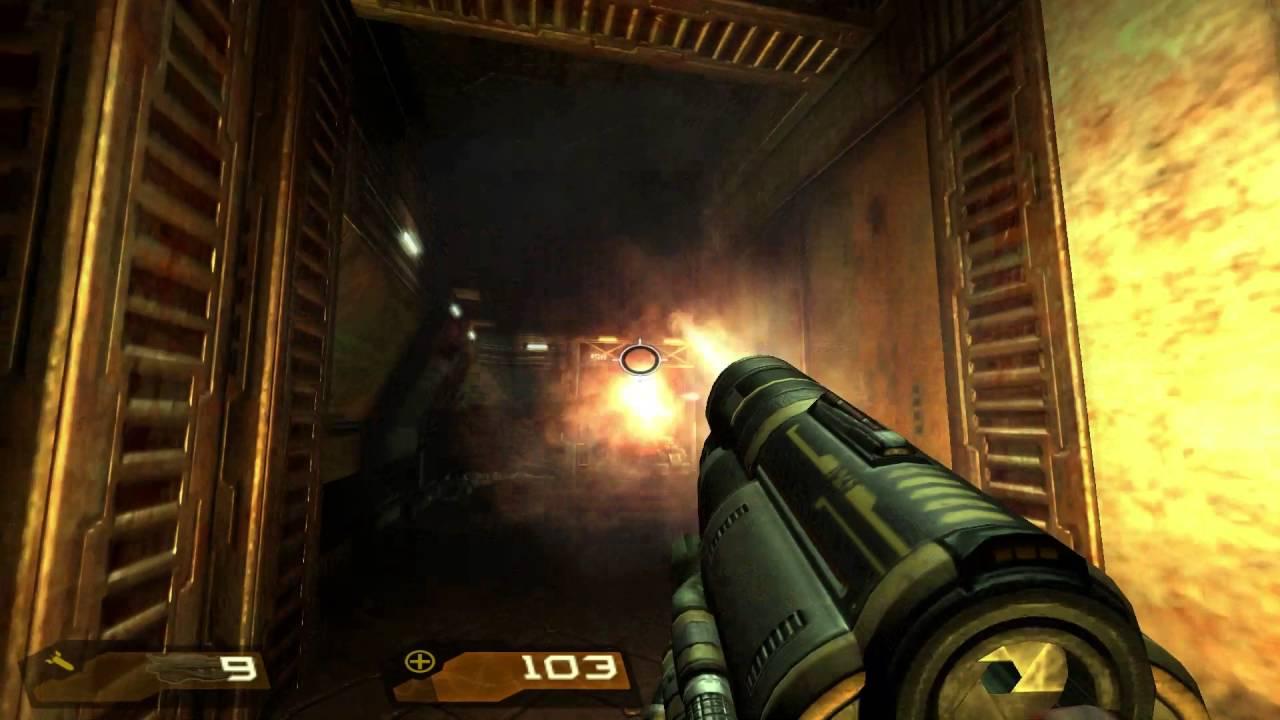 Прохождение игры quake видео