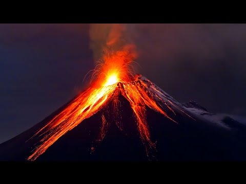 What causes a volcanic eruption? | Natural Disasters