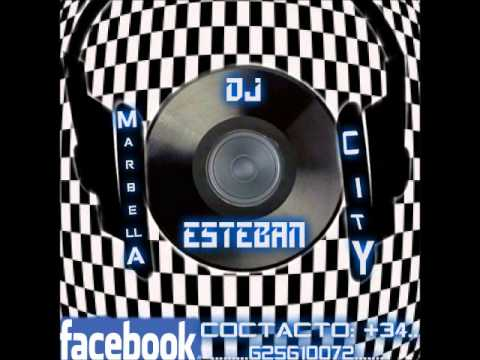 DJ Esteban Marbella citY vol 1.  (PISTA 03). 2013  mp3/ mp4