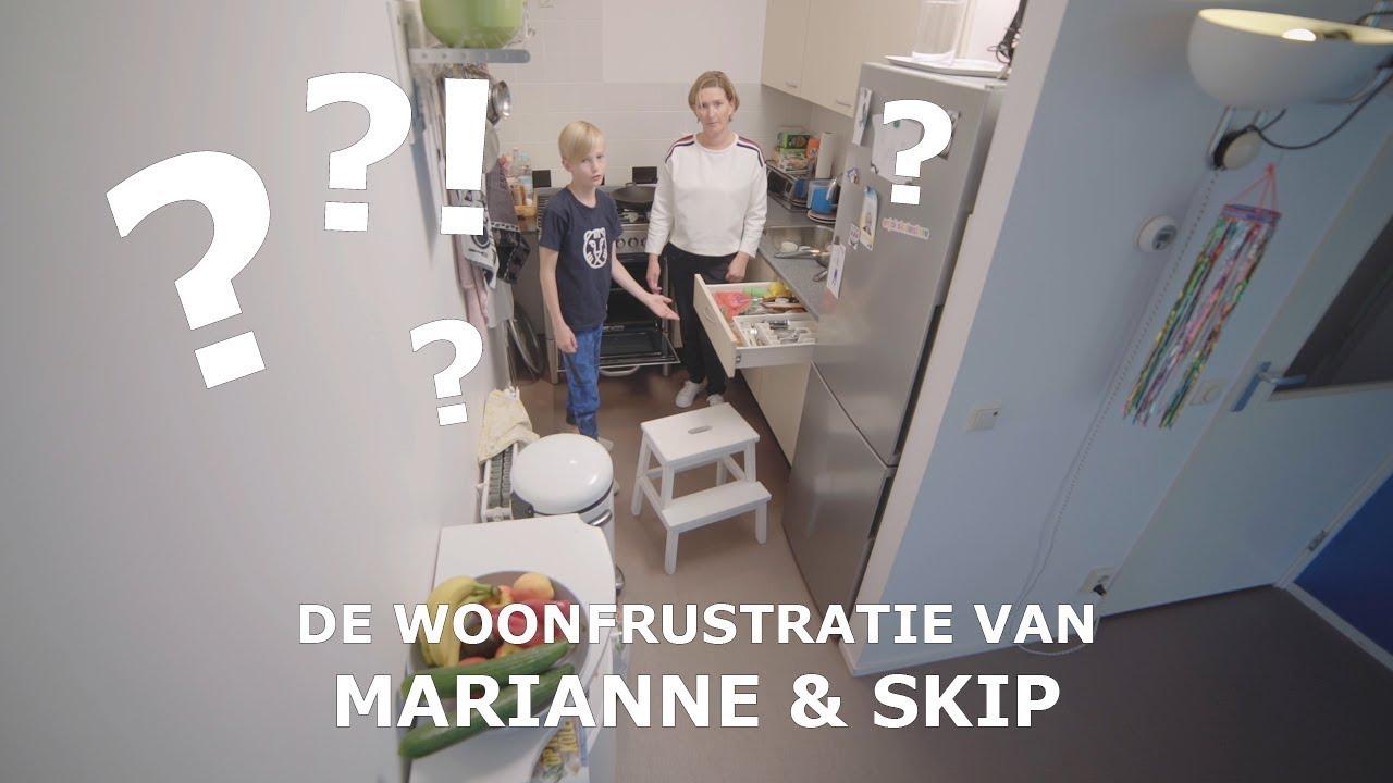 Opbergen Kleine Keuken : 4 kleine keuken: de woonfrustratie van marianne en skip ikea