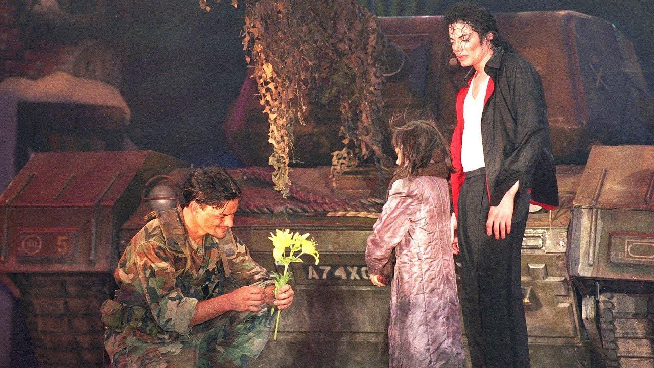 Michael Jackson - Change The World - VideoMix - GMJHD