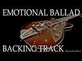 Sad Slow Instrumental Guitar Ballad Backing Track mp3