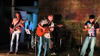 Jazz fusion Badman  Emergence Auroville