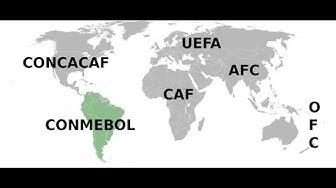 Weg nach Russland - WM-Qualifikation 2018 Südamerika (CONMEBOL)