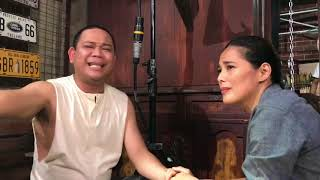Kuya Jobert and Ms. Angel Aquino Funny Moment