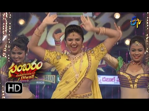 ETV Diwali Sambaram | Intro |  30th October 2016 |  ETV Telugu