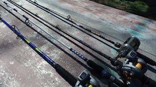 Троллинговые спиннинги - ТРОЛЛИНГ В ОДИН СПИННИНГ, ловля рыбы троллингом в один спиннинг.