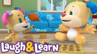 Puzzle Song - Laugh & Learn | Kids Songs and Cartoons | Nursery Rhymes | Songs For Kids