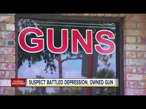 New details emerge about suspected Florida school shooter Nikolas Cruz