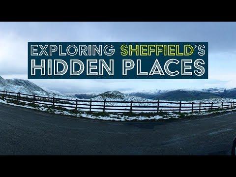 Exploring Sheffield's Best Hidden Places