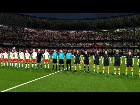 Denmark vs Australia  Group C  FIFA World Cup Russia 21 June 2018 Gameplay