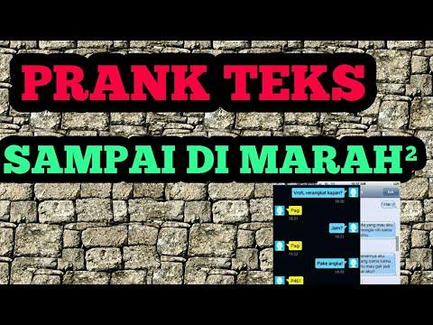 Repvblik-pura pura cinta  Prank teks indonesia