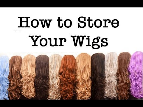 How to Store Your Wigs