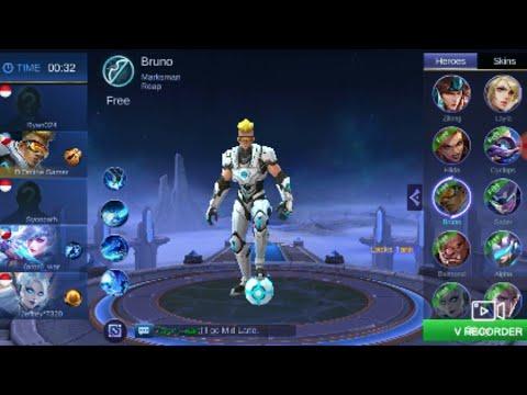 Mobile Legends Bang Bang   ML Gameplay   Online Game   Mcnhess TV