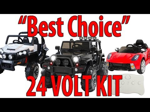 """Easy ESC""- 12v or 24v Launch Control for ""Best Choice"" Brand"