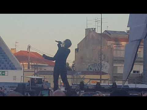 Ghost - Ashes + Rats live Estádio Restelo 1 Maio 2019