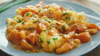Tomato Eggs - 番茄炒蛋
