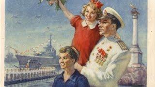 С  Днем Победы Поздравление с 9 мая Советские открытки