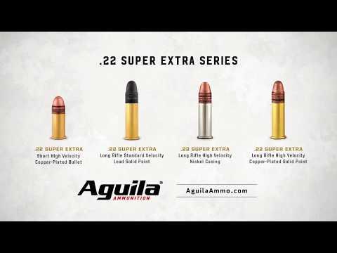 Aguila Aguila Rimfire .22 Super Extra Series