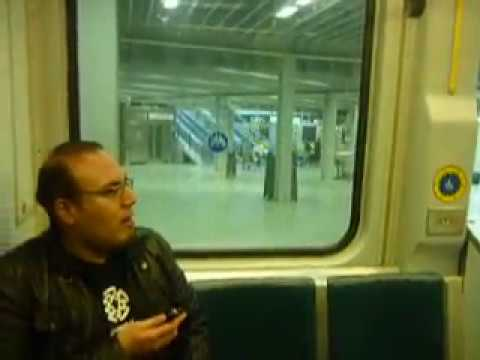 Boston subway: Government center station