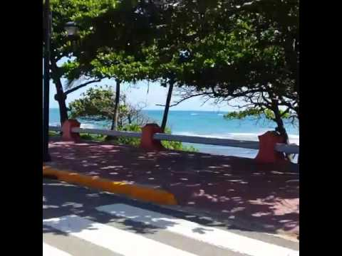 Puerto plata city # malecon , la novia del atlantico