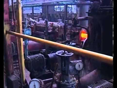 Производство бесшовных горячедеформированных труб