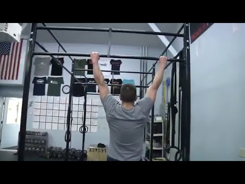 CrossFit - Dan Bailey: Winning the Open: Part 3